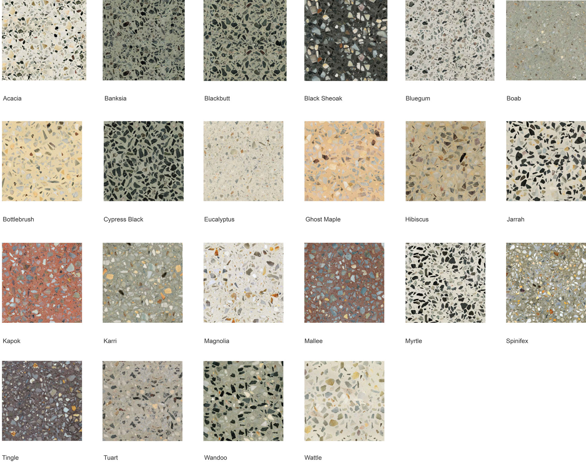 polished stone finish it can be ground deeper in most circumstances to create the look of a terrazzo floor finish for just for a small fraction of the