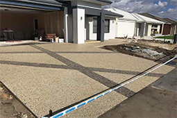 Perth Exposed Aggregate